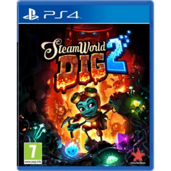 SteamWorld Dig 2 - PS4