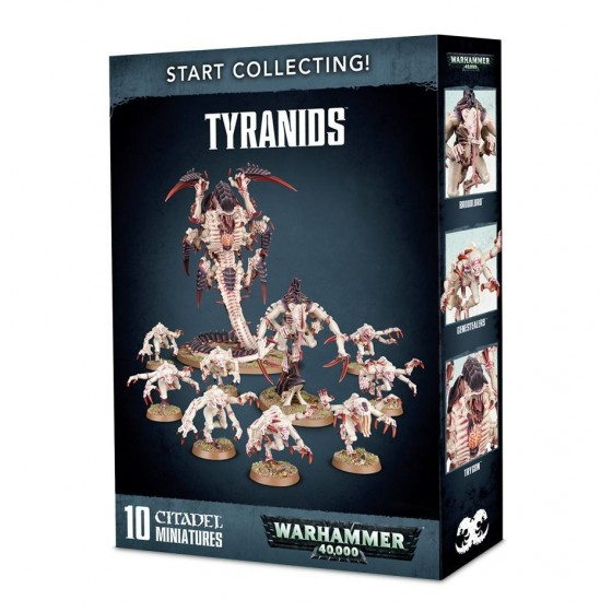 Warhammer 40.000 - Start Collecting! Tyranids
