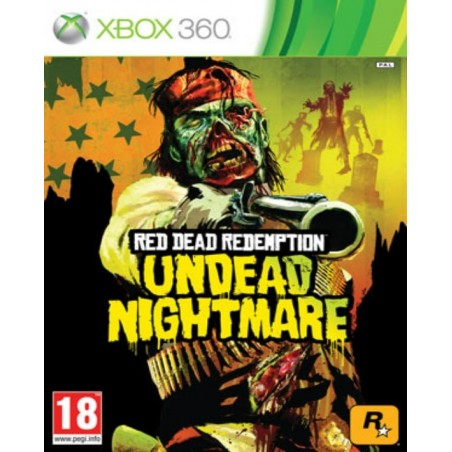 Red Dead Redemption - Undead Nightmare - Xbox 360