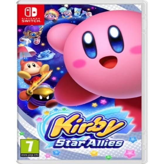 Kirby: Star Allies - Switch