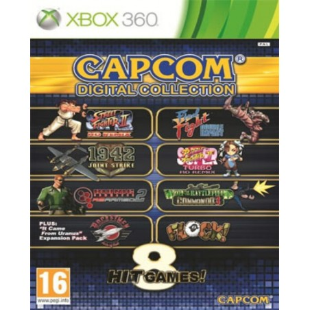 Capcom Digital Collection - Xbox 360