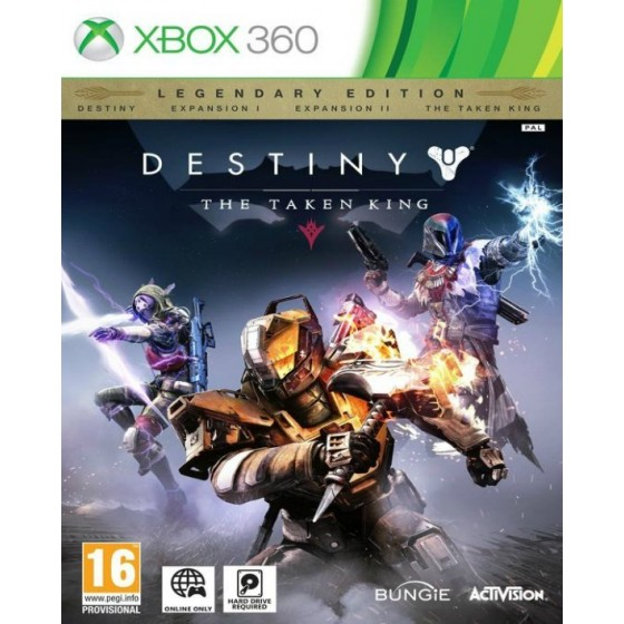Destiny - Il Re dei Corrotti - Edizione Leggendaria - Xbox 360
