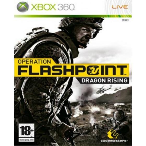 Operation Flashpoint: Dragon Rising - Xbox 360 usato
