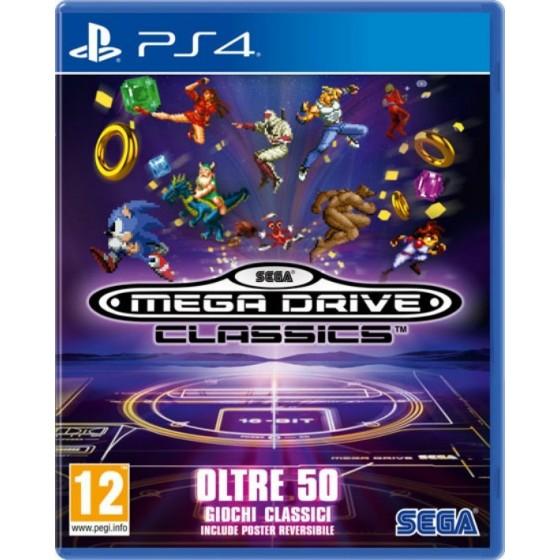 SEGA Mega Drive Classics - PS4