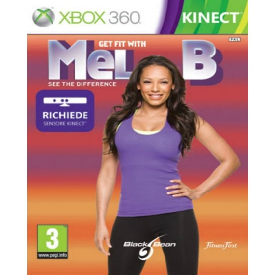Get Fit with Mel B - Xbox 360