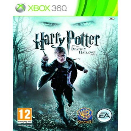 Harry Potter e i Doni della Morte - Parte 1 - Xbox 360