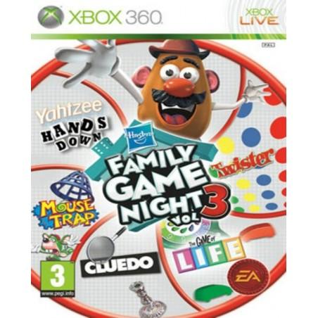 Hasbro Family Party 3 - Xbox 360