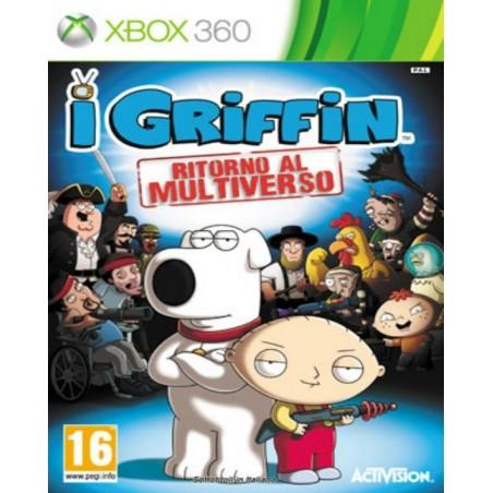 I Griffin: Ritorno al Multiverso - Xbox 360
