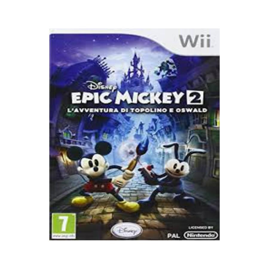 Epic Mickey 2: L'avventura di Topolino e Oswald - Wii