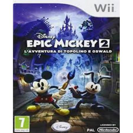 Epic Mickey 2: L'avventura di Topolino e Oswald