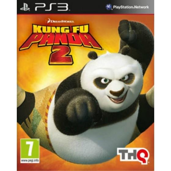 Kung Fu Panda 2 - PS3 usato