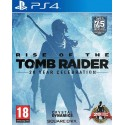 Rise of the Tomb Raider: 20 Year Celebration - Artbook Edition - PS4