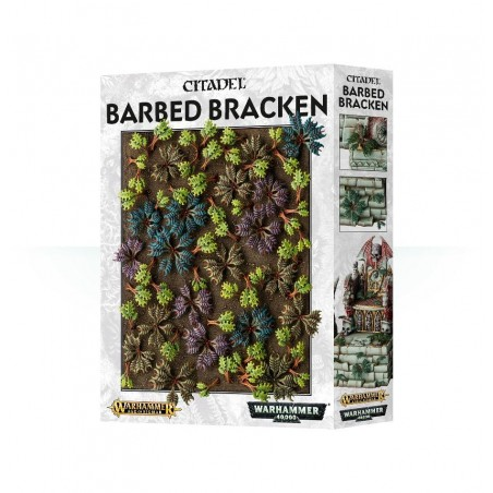 Citadel - Barbed Bracken - The Gamebusters