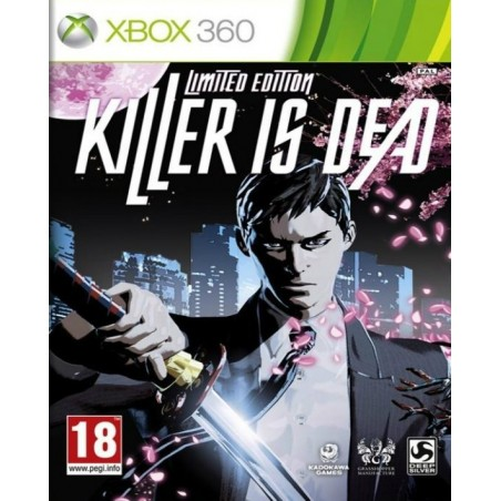 Killer is Dead - Limited Edition - Xbox 360