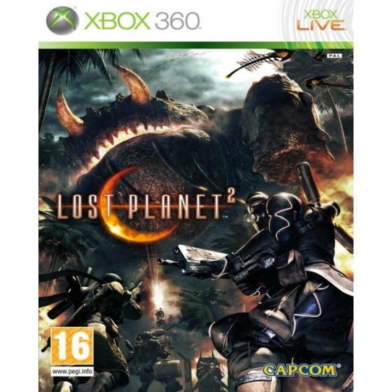 Lost Planet 2 - Xbox 360 usato