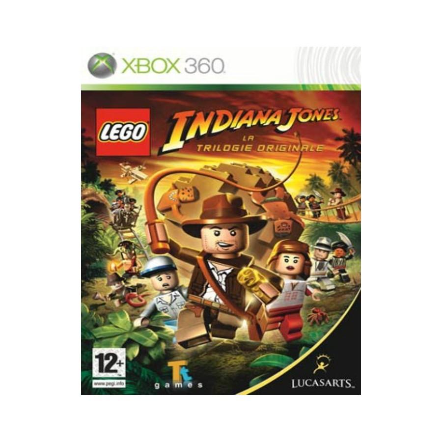 LEGO Indiana Jones - Xbox 360