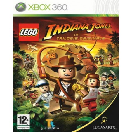 LEGO Indiana Jones - Xbox 360