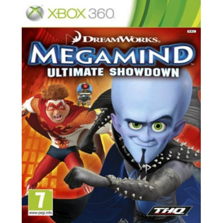 Megamind - Ultimate Showdown - Xbox 360 usato