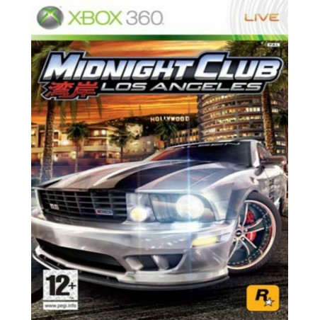 Midnight Club Los Angeles - Xbox 360
