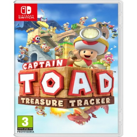 Captain Toad Treasure Tracker - Switch
