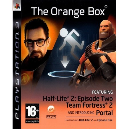The Orange Box - PS3 usato