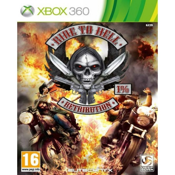 Ride to Hell: Retribution - Xbox 360