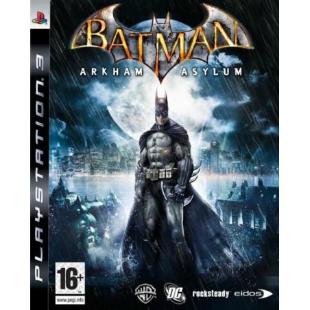 Batman Arkham Asylum - PS3 usato