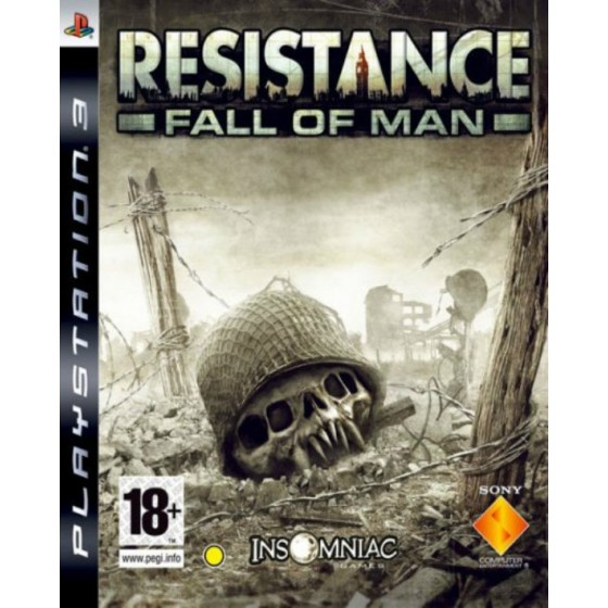 Resistance Fall of Man - PS3 usato