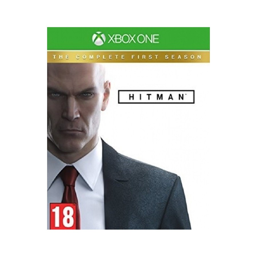 Hitman The Complete Firts Season per xbox one