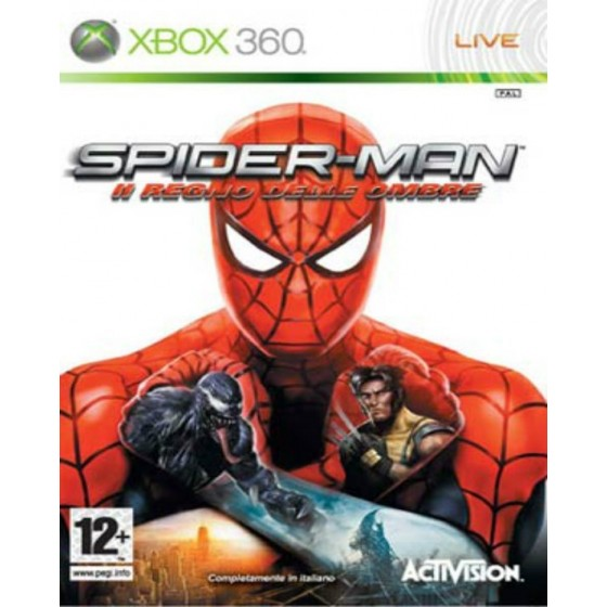 Spider-Man: Il Regno delle Ombre - Xbox 360