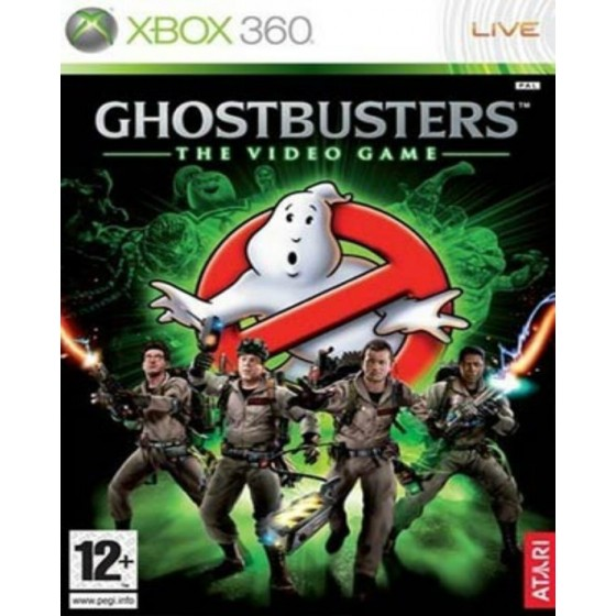 Ghostbusters: The Video Game - Xbox 360 usato