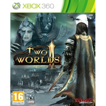 Two Worlds II - Xbox 360 usato