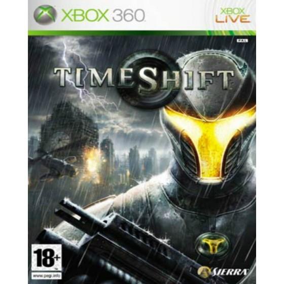 Timeshift - Xbox 360 usato