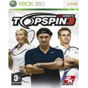 Top Spin 3 - Xbox 360