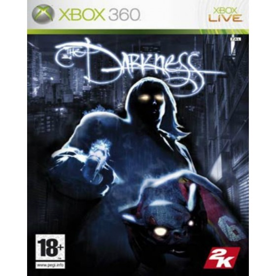 The Darkness - Xbox 360 usato