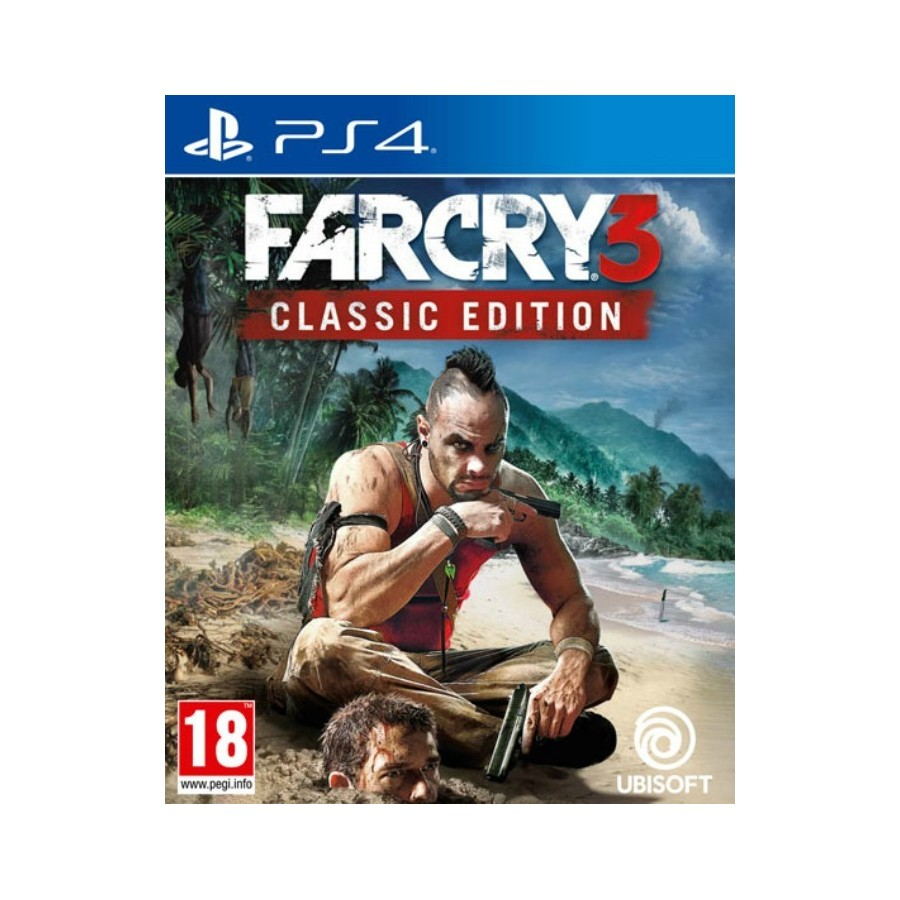 Far Cry 3 - Classic Edition - PS4