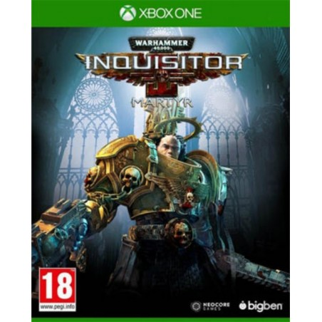 Warhammer 40.000: Inquisitor Martyr - Xbox One