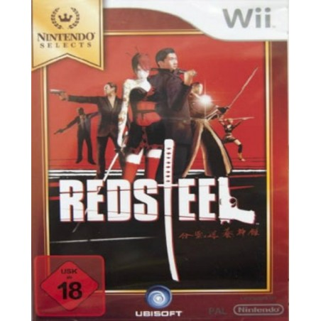 Red Steel Select