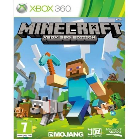 Minecraft - Xbox 360 Edition - Xbox 360 usato