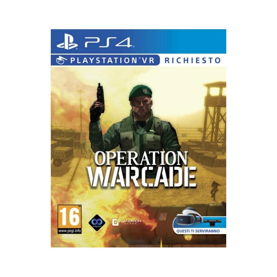 Operation Warcade VR