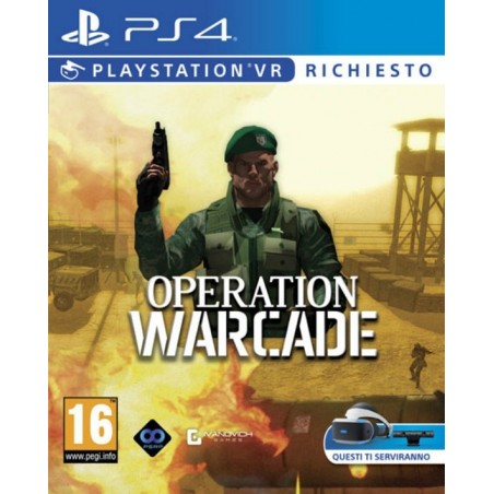 Operation Warcade VR - PS4