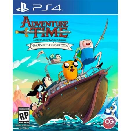Adventure Time: I Pirati dell'Enchiridion - PS4