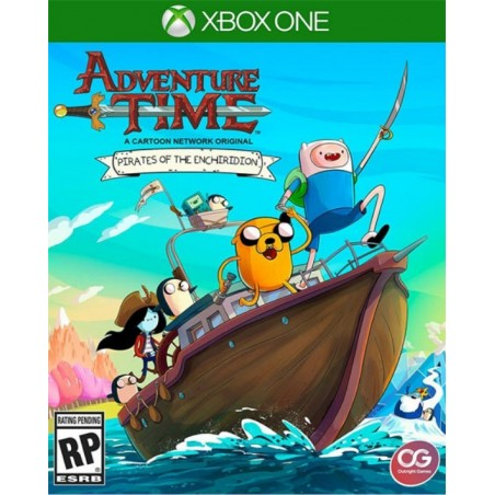 Adventure Time: I Pirati dell'Enchiridion - Xbox One