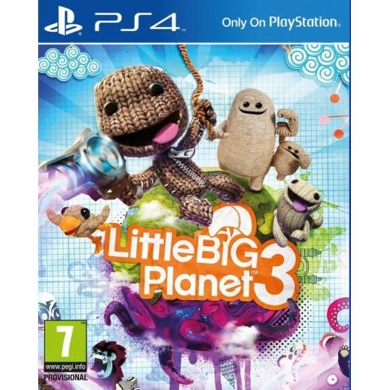 LittleBigPlanet 3 per ps4
