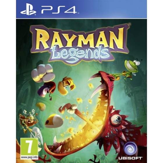 Rayman Legends - PS4 usato