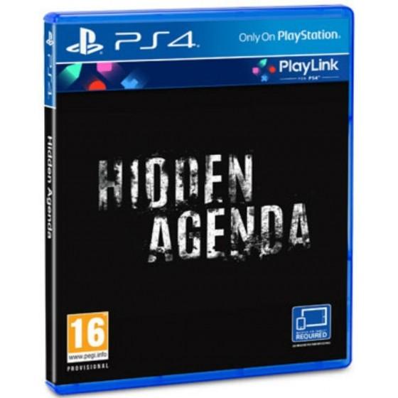 Hidden Agenda - PS4 usato