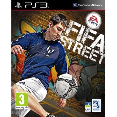 Fifa Street - PS3 usato