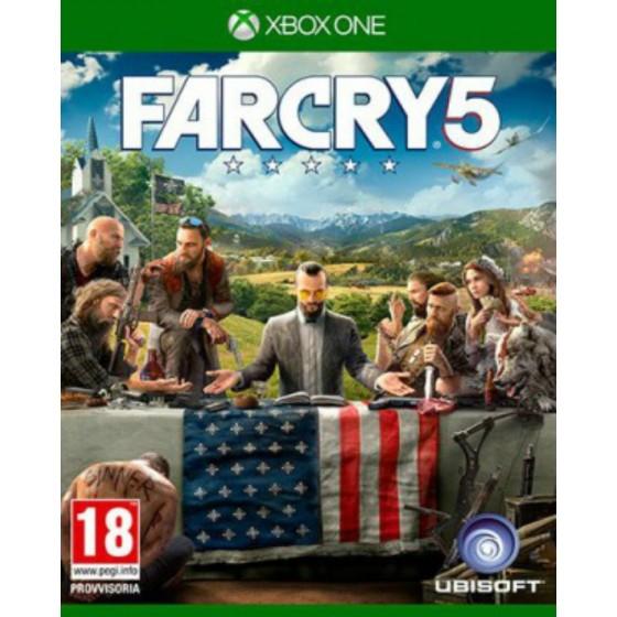Far Cry 5 - Xbox One usato