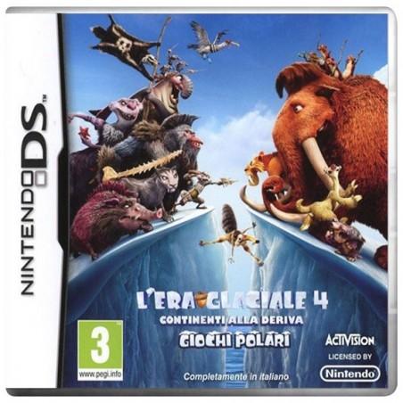 L'Era Glaciale 4 - Continenti alla deriva - Giochi Polari - DS usato