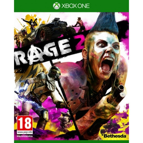 RAGE 2 - Preorder Xbox One